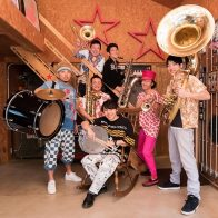 BLACK  BOTTOM  BRASS  BAND GUEST 綾戸 智恵